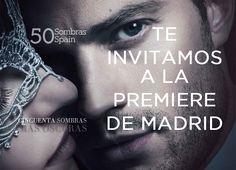 Te invitamos a la Première de Cincuenta Sombras Más Oscuras en Madrid, con la presencia de Jamie Dornan y Dakota Johnson