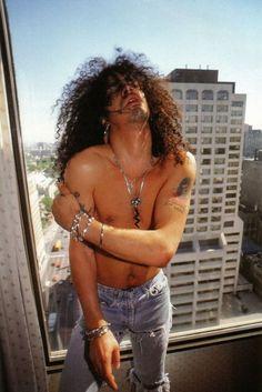 Slash of Guns N' Roses, original Appetite-for-destruction line-up, late '80s Axl Rose, Gibson Les Paul, Hard Rock, Heavy Metal, Rock And Roll, Saul Hudson, Velvet Revolver, Elevator Music, Appetite For Destruction