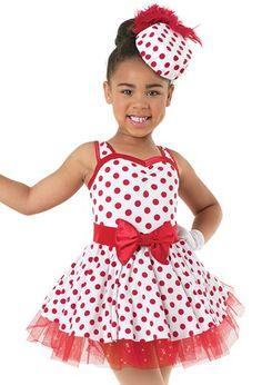 Weissman™ | Polka Dot Glitter Tulle Party Dress
