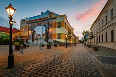 Lucenec, Slovakia - June Architecture in the old town of Lucenec, Slovakia. Lonely Planet, Health And Safety, Old Town, Beverly Hills, Milan, Instagram Images, Old Things, Mansions, Cityscapes