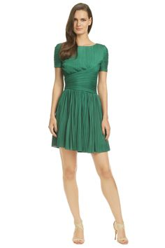 Pleats Gone Wild Dress    Repin your favorite HALSTON Heritage style for a chance to win a FREE rental of that dress!