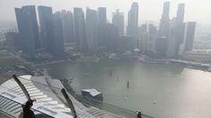 Singapur Skyline: Nasa-Forscher warnen vor gefährlichem Anstieg der Meeresspiegel