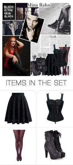 """""""Ready, Set, Goth 