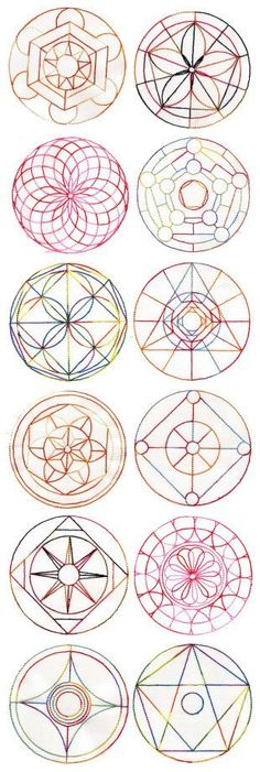 Tattoo flower mandala arm sacred geometry new ideas Mandala Art, Geometric Mandala, Mandala Painting, Flower Mandala, Mandala Pattern, Zentangle Patterns, Dot Painting, Zentangles, Cd Crafts