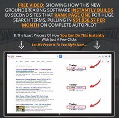 InstaNiche Review +BEST InstaNiche BONUS +62% Discount- Build 60 Sec Amazon Sites That Rank Page One Warrior Forum Classified Ads
