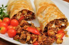 Chicken Enchiladas #chicken #mexican #food #tasty #spicy