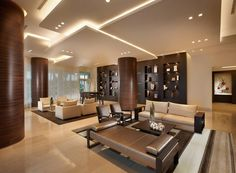 Creative And Inexpensive Cool Ideas: False Ceiling Design Architecture false ceiling studios.False Ceiling Dining Projects false ceiling design for balcony. False Ceiling Living Room, Ceiling Design Living Room, Ceiling Decor, Living Room Lighting, Living Room Designs, Ceiling Ideas, Living Rooms, Office Ceiling, House Ceiling