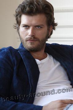 Kivanc Tatlitug Turkish actor, model, photo