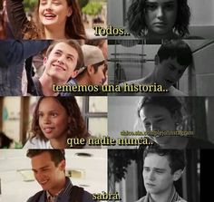 Tumblr Quotes, Sad Quotes, Movie Quotes, Life Quotes, 13 Reasons Why Frases, Thirteen Reasons Why, Sad Texts, Sad Life, Movie Lines