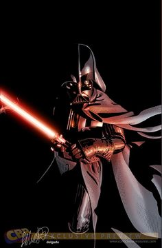 Marvel blog: Darth Vader#4:la couverture