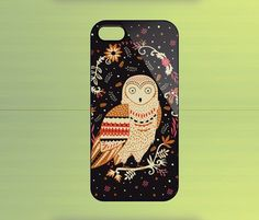 Snowy Owl Case For iPhone 4/4S, iPhone 5/5S/5C, Samsung Galaxy S2/S3/S4, Blackberry Z10
