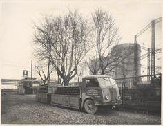 Bologna - The Gasometer sorroundings 1930s