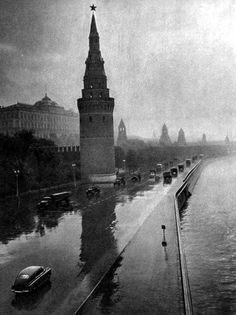 Moscow in 1960