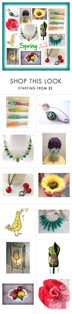 """""""Spring Finds"""" by penandhook ❤ liked on Polyvore featuring Fenton"""