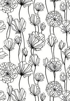 flower pattern - Google Search