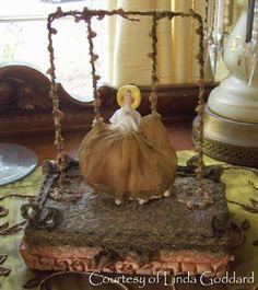 Frau Wulf's Boudoir Doll Blog