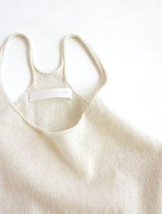 supima organic cotton relax camisole