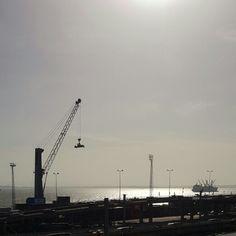 #portodelisboa #harbour #lisboa #lisbon #dez015