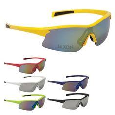 Sport Mirrored Sunglasses - Sport Mirrored Sunglasses