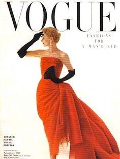 Vintage Vogue Ad