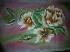 Febric painting