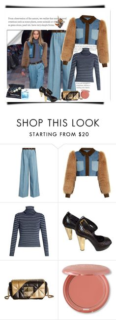 """""""Sonia Rykiel  by rousou"""" by rousou ❤ liked on Polyvore featuring Sonia Rykiel and Stila"""
