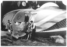 The Spindrift spaceship from Land of the Giants