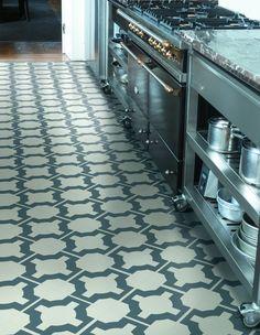 Neisha Crosland Floor Tiles Remodelista