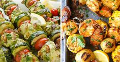 Get out those skewers and take a stab at making something new for dinner!