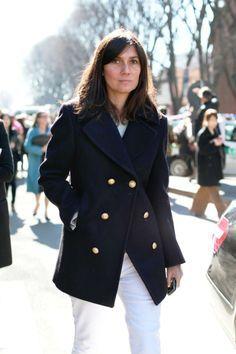 Street Chic, Vogue Paris, Emmanuelle Alt Style, Parisian Chic Style, Looks Chic, Couture Week, Celebrity Look, Fashion Editor, Alter