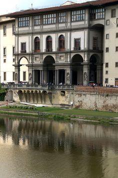 Florenz, Uffizien (Uffizi Gallery) | por HEN-Magonza