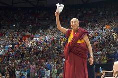Dalai Lama in visita a Milano il 21 e 22 ottobre 2016