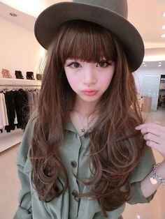 kawaii hair ulzzang                                                       …