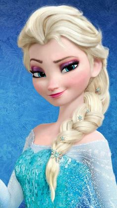 Elsa from frozen #cold right now