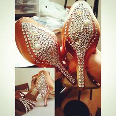 Belov'd dance shoes