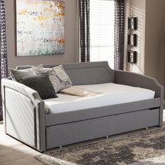 Grey daybed. $389