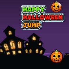 Happy #Halloween Jump is a platformer jumping #arcade #game. Jump over the #magic Ice stones. #pumpkin is trying to reach the #space #world help #sonic reach space with help of #jumping boosters.
