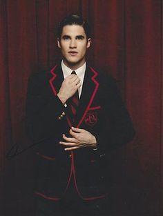 Darren Criss Autographed Signed 8X10 Photo COA 'Glee'