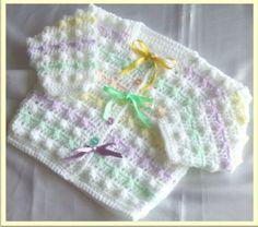 Bebek Çocuk Giyim Örgü: Bebek Çocuk Ceketleri 2