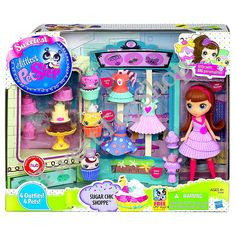 New Lps Littlest Pet Shop Toy Pets Hasbro Pretend Play