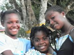 Girls from Lloró