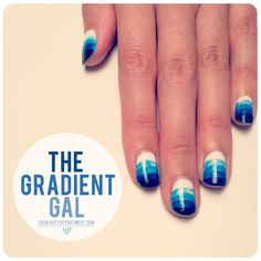 Follow the link and learn how to be a Gradient Gal! xo