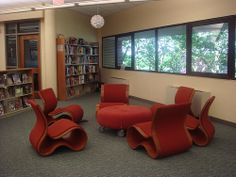 Ocean County Library (NJ) Seating