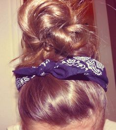 Cute hairstyle:)))