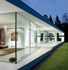 Glamorous and exciting architecture inspiration. See more luxurious interior design details at luxxu.net