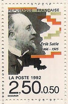 Erik French composer, studied with an organist first, then entered the Paris Conservatory and Schola Contorum, his rese. People Icon, Music People, Names Starting With S, Erik Satie, Theatre Of The Absurd, Classical Music Composers, Going Postal, France, Paris