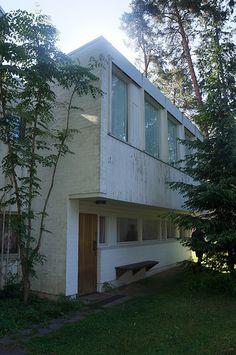 Alvar Aalto Studio | Helsinki, Finland