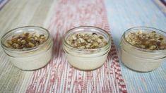 Petits pots de « butterscotch »   Cuisine futée, parents pressés