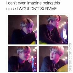 Ik myself and I rlly wldnt......the only reason I as an international fan do not want to meet with my bias group is becuz i wont be able to handle it, no joke I wouldnt be able to live a proper life, and I can just feel the tears at the thought of it.....