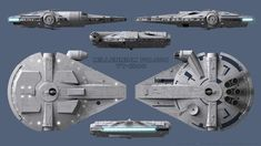 Millennium Falcon Schematics - Solo 02 by Ravendeviant on DeviantArt Star Wars Ships, Star Wars Art, Star Trek, Wings Sketch, Nave Star Wars, Han Solo And Chewbacca, Cinema, Star Destroyer, Star Wars Collection